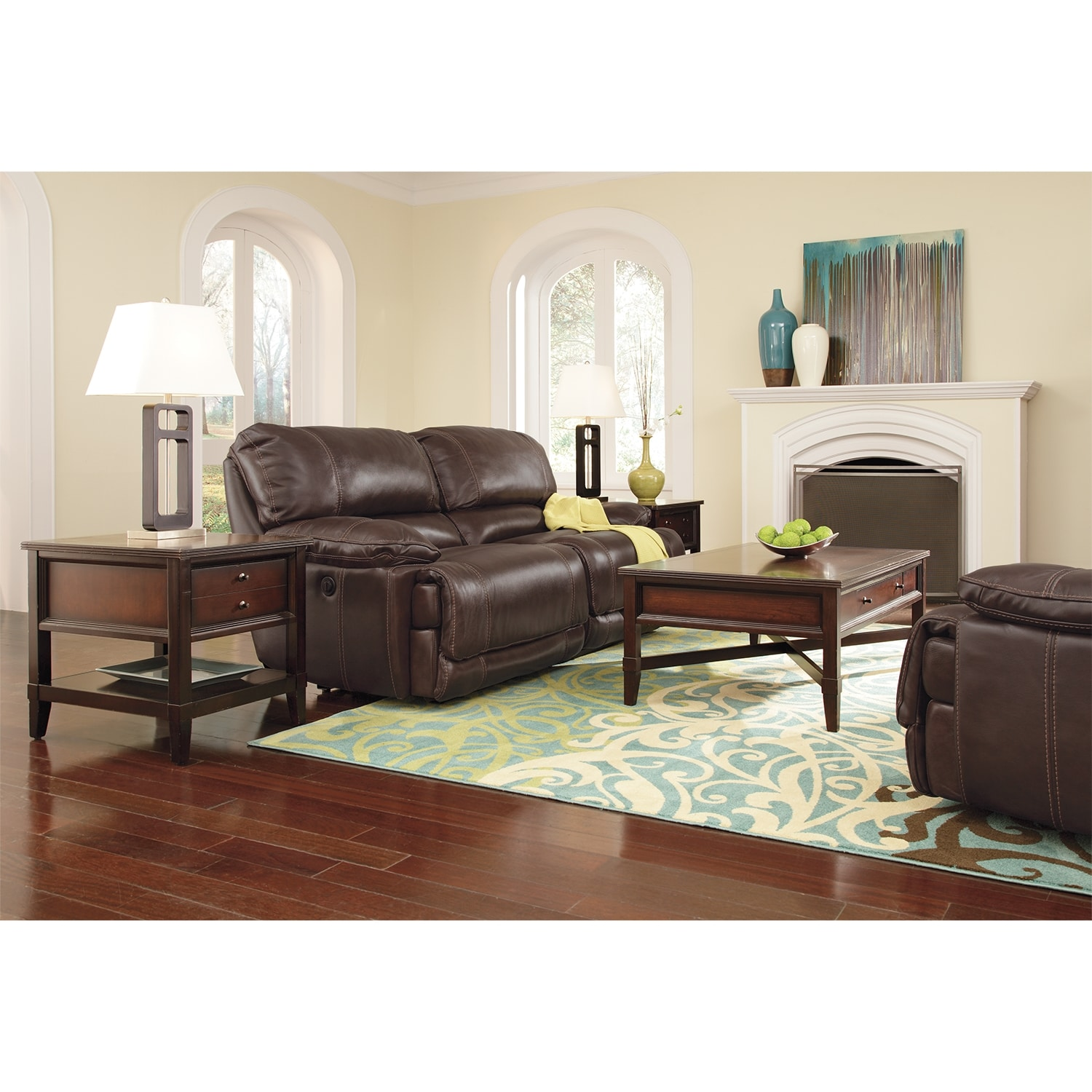 Click to change image.  sc 1 st  American Signature Furniture : st malo sectional - Sectionals, Sofas & Couches