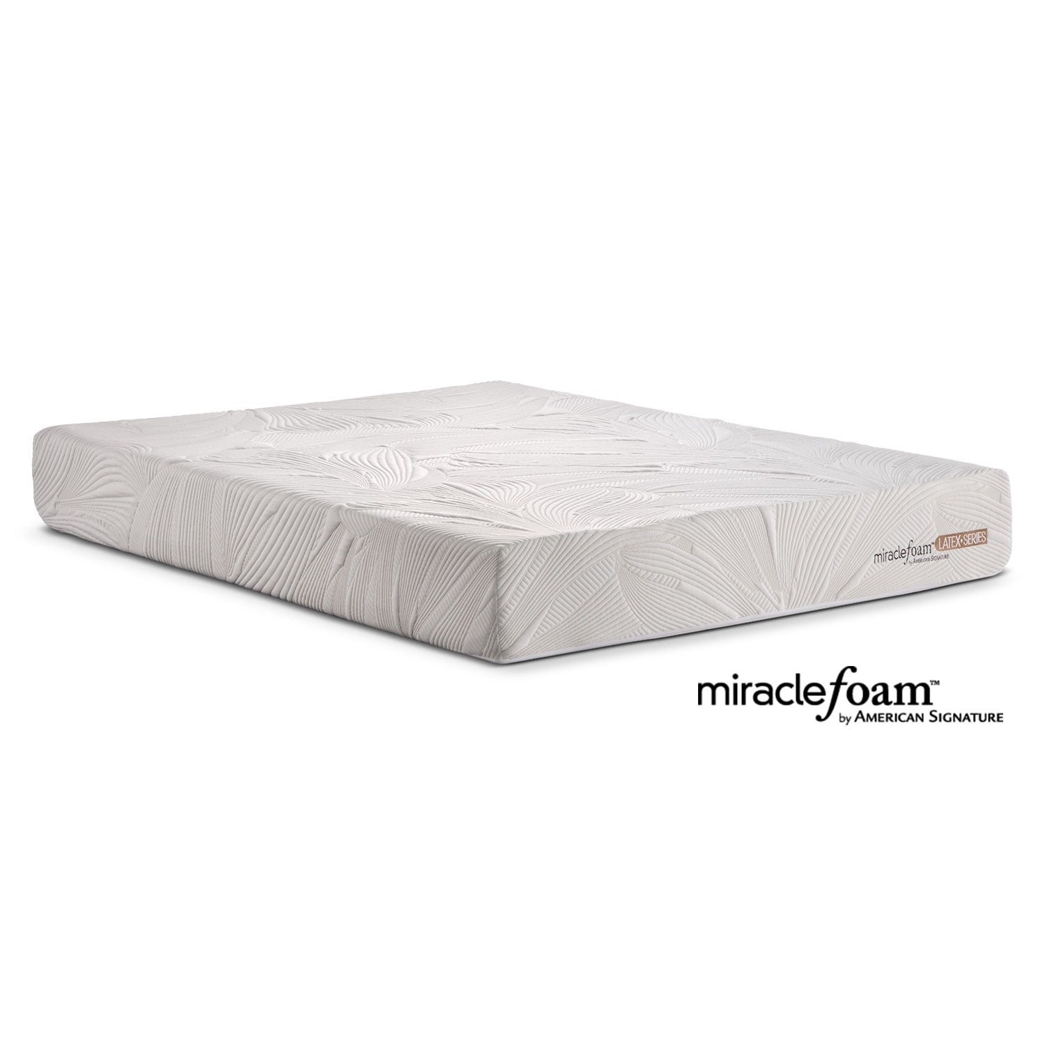 Mattresses and Bedding - Tranquil Full Mattress
