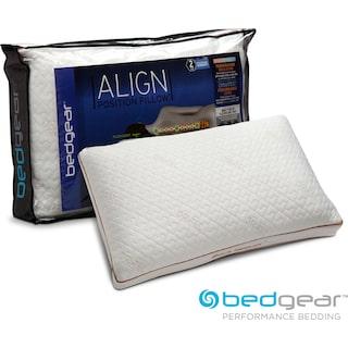 Align III Jumbo/Queen Back Pillow