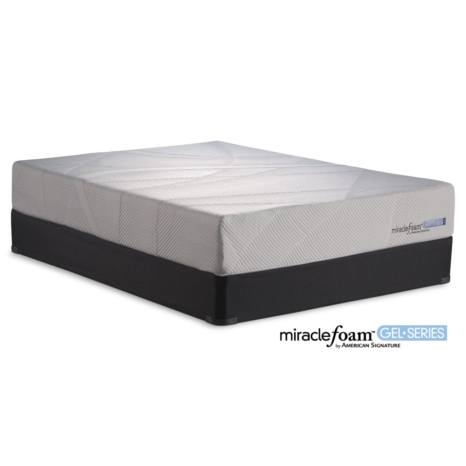 Mattresses and Bedding - Invigorate II King Mattress/Split Foundation Set