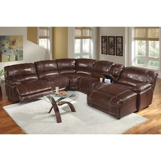 The St  Malo Collection   Burgundy. Furniture Brands   American Signature Furniture