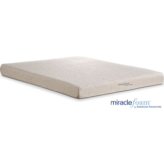 Miracle Foam Renew II Full Mattress