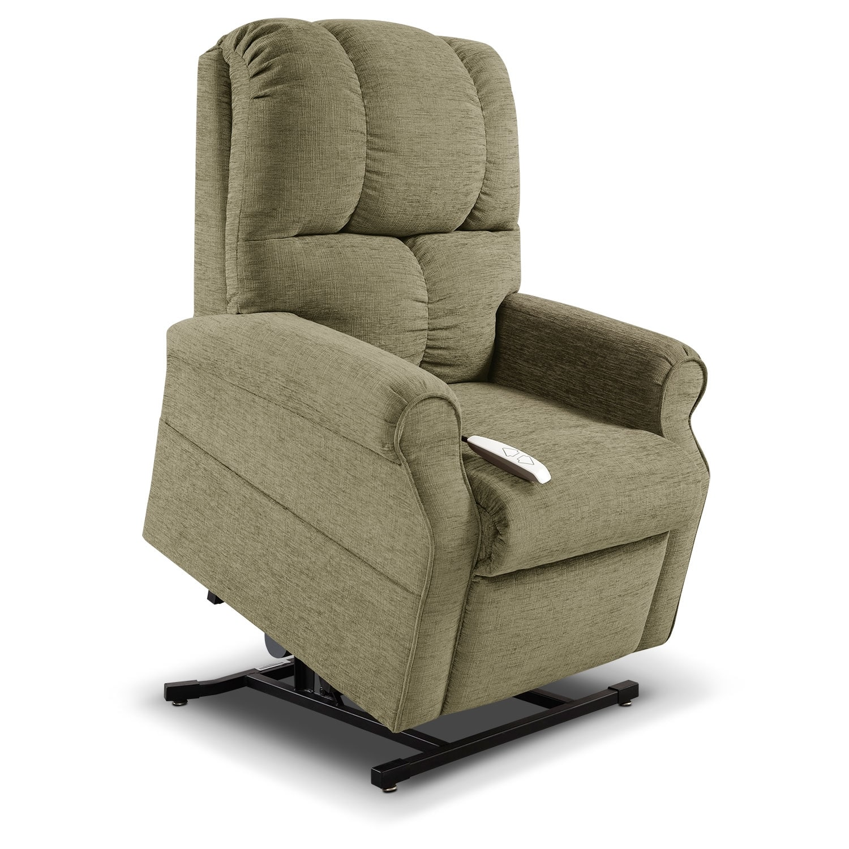 Living Room Furniture - Tillie Lift Chair - Mushroom