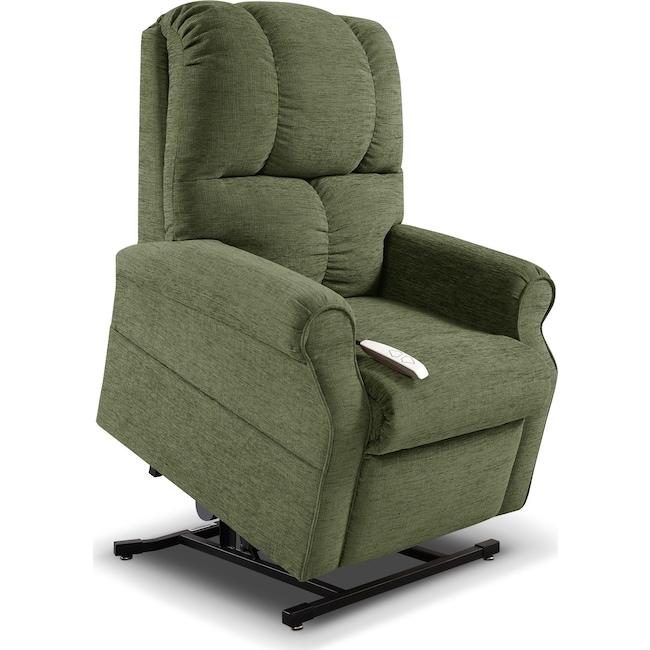 Living Room Furniture - Tillie Lift Chair - Hunter
