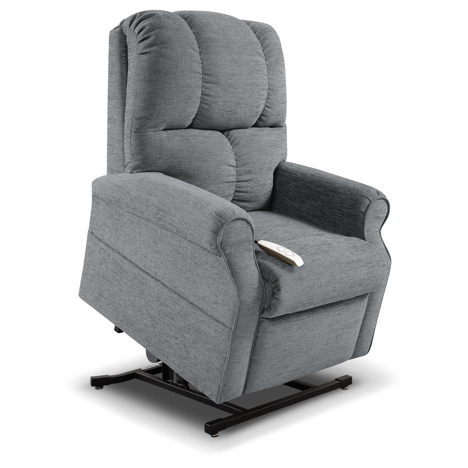 Tillie Lift Chair - Gunmetal