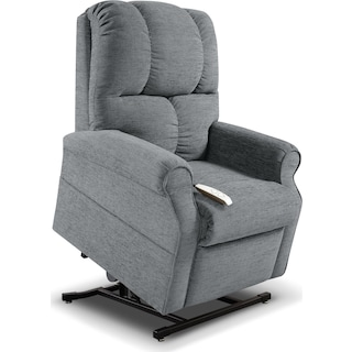 Tillie Lift Chair - Gunmetal