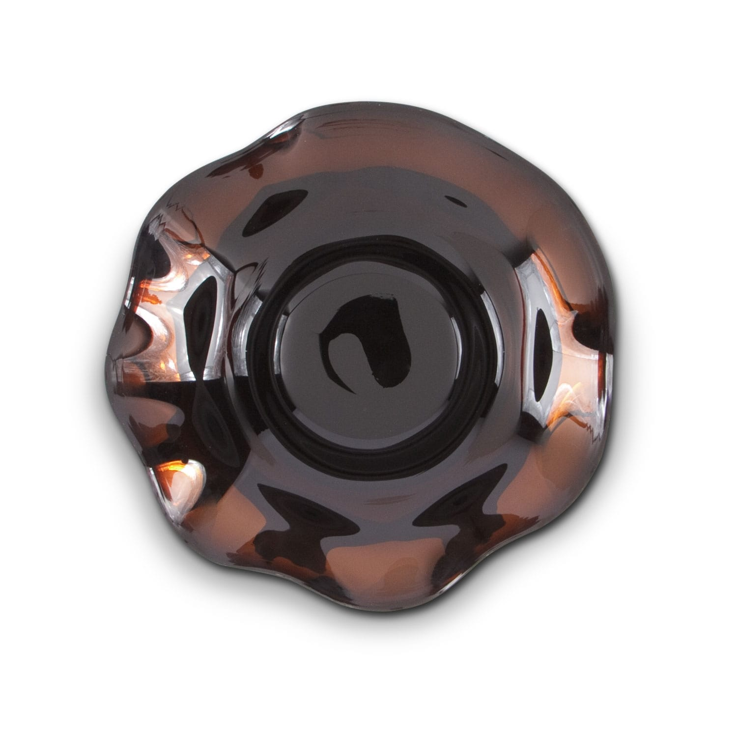 """Home Accessories - Mercury Chocolate 16"""" Wall Décor"""