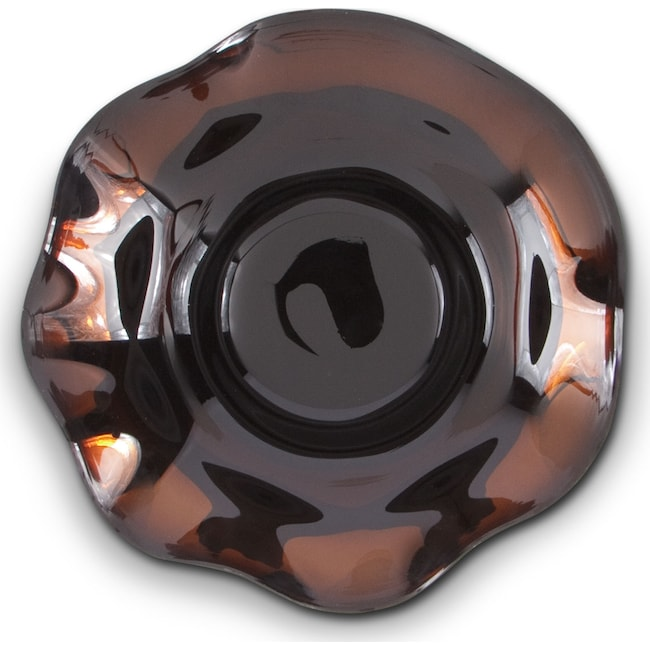 "Home Accessories - Mercury Chocolate 16"" Wall Décor"