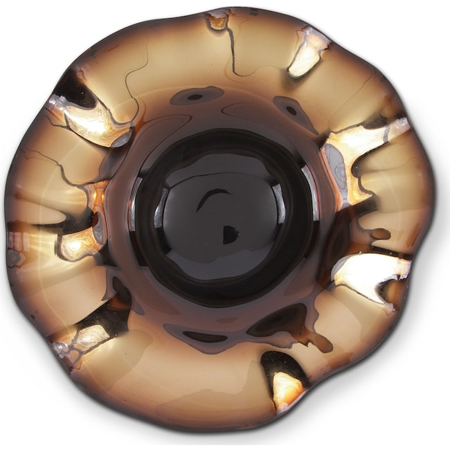 """Home Accessories - Mercury Chocolate 21"""" Wall Décor"""