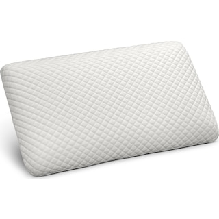 Revive Miracle Foam Latex Pillow - White