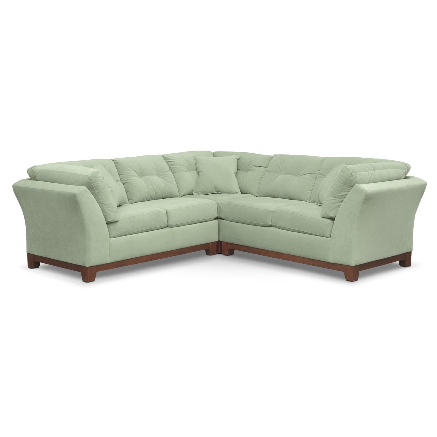 Solace 3-Piece Sectional - Spa