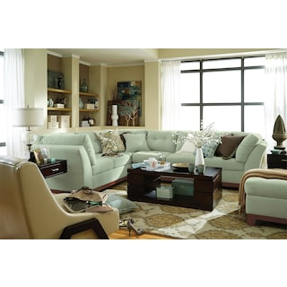 The Solace Sectional Collection - Spa