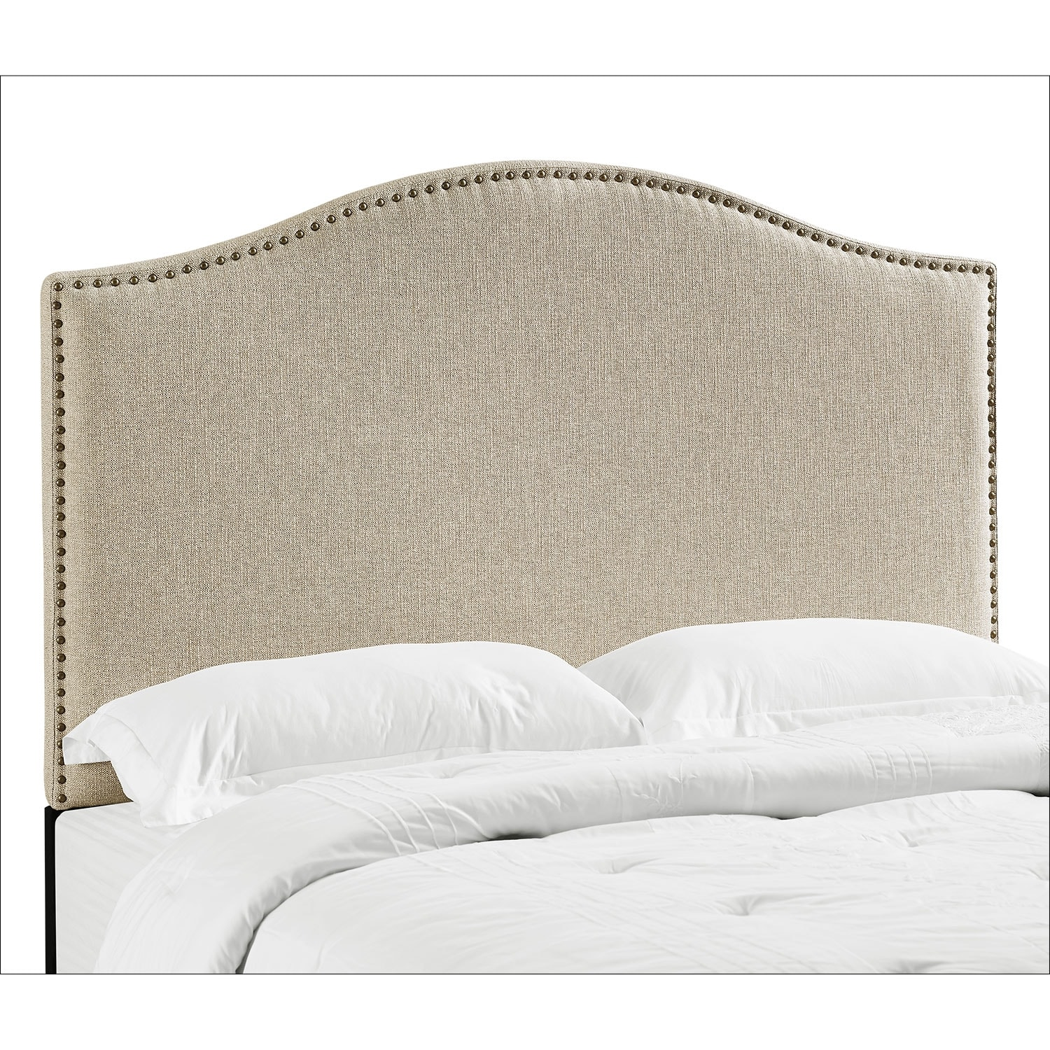 Bedroom Furniture - Wyatt Upholstered Headboard