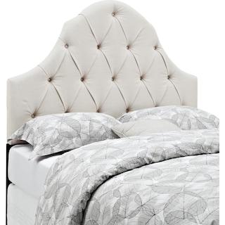 Castle Peak Full/Queen Upholstered Headboard