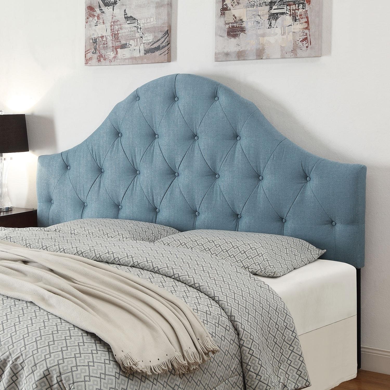 Bedroom Furniture - Brittany Full/Queen Headboard