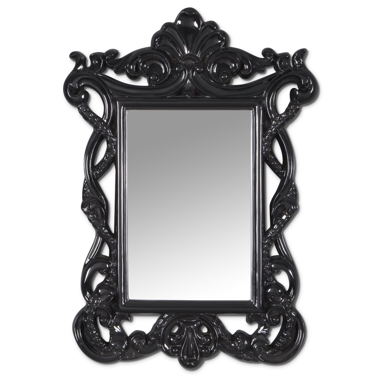 Veronica Mirror (Black)