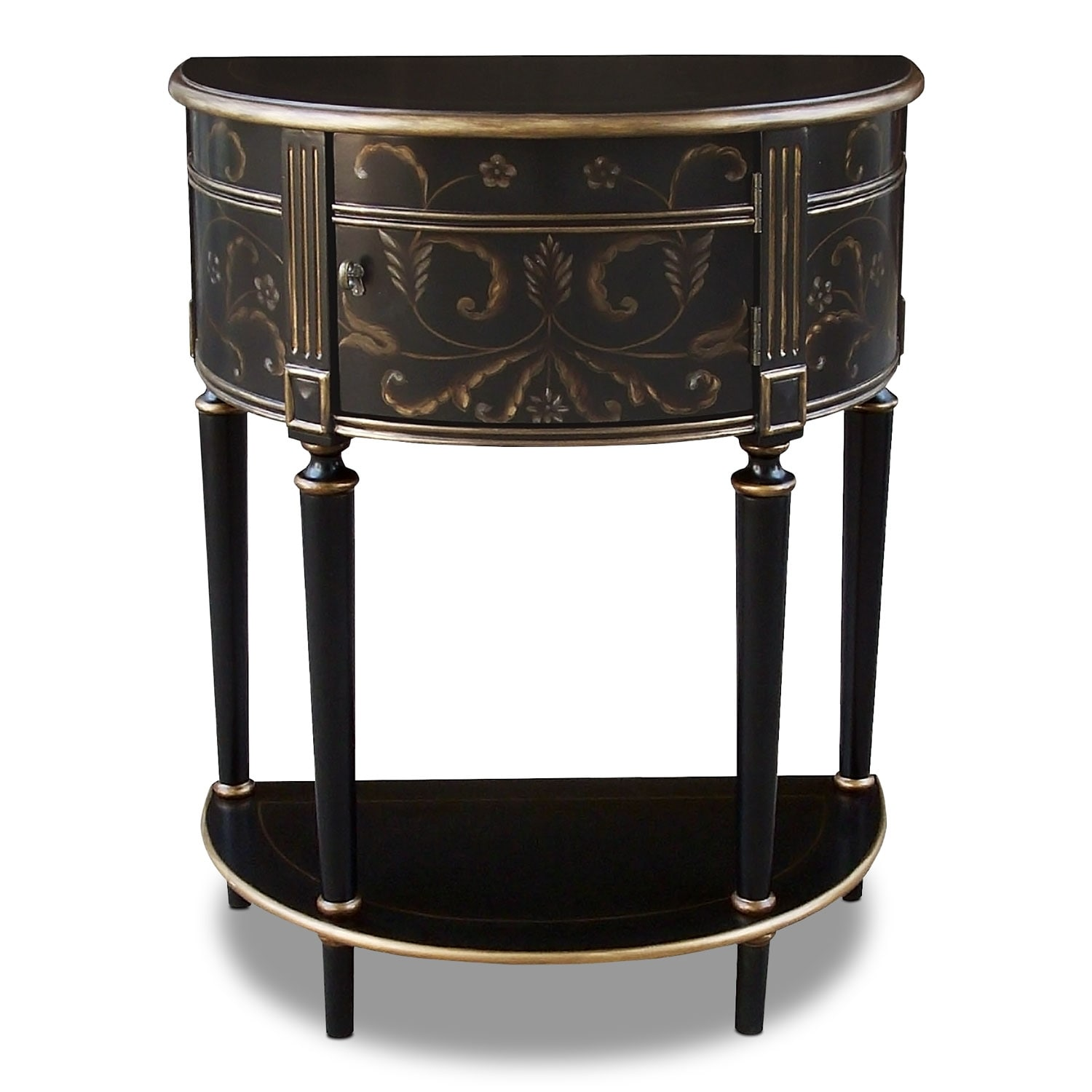 Accent and Occasional Furniture - Belmont Accent Table