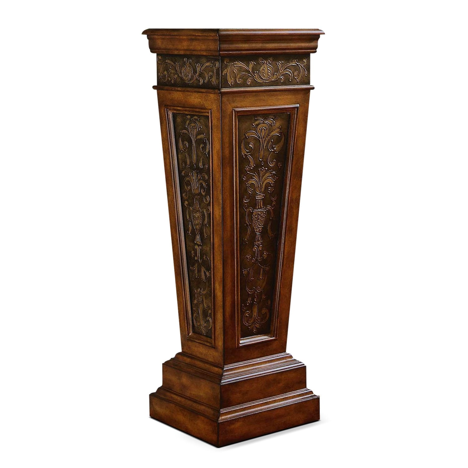 Standaway Accent Pedestal