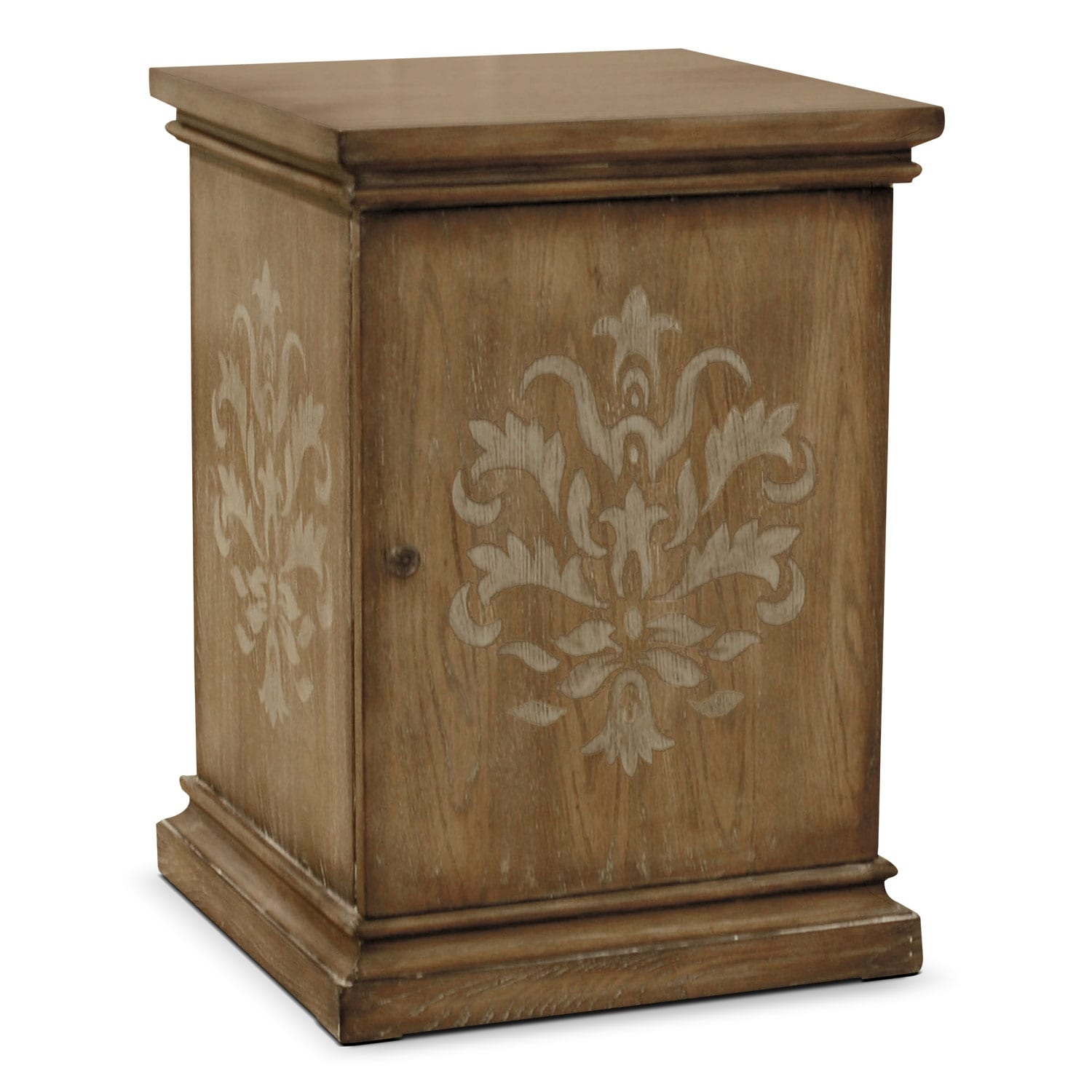 Accent and Occasional Furniture - Willow Chairside Table
