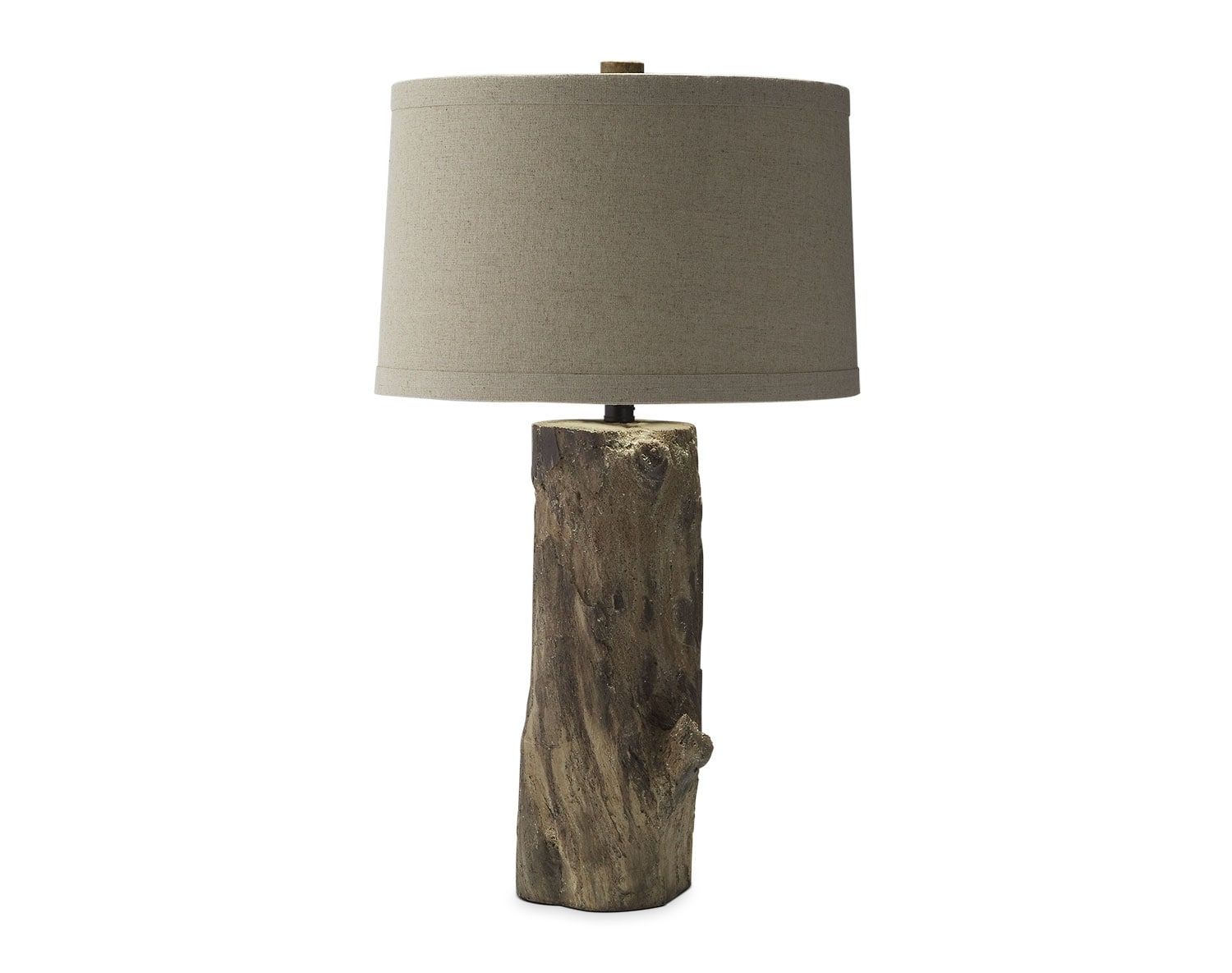 The Faux Wood Stump Collection