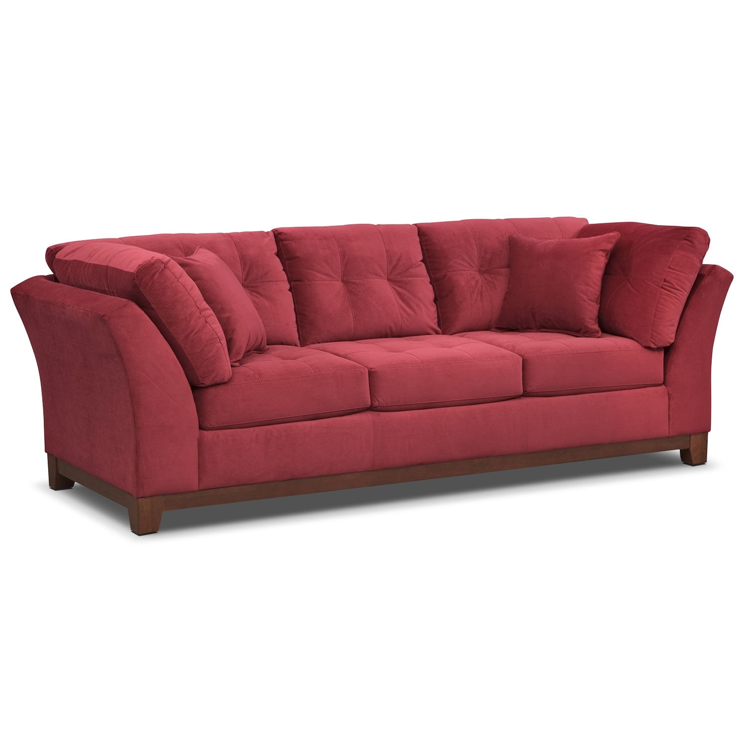 Living Room Furniture - Solace Poppy Sofa