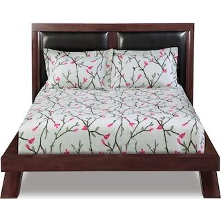 Floret 3-Piece Comforter Set