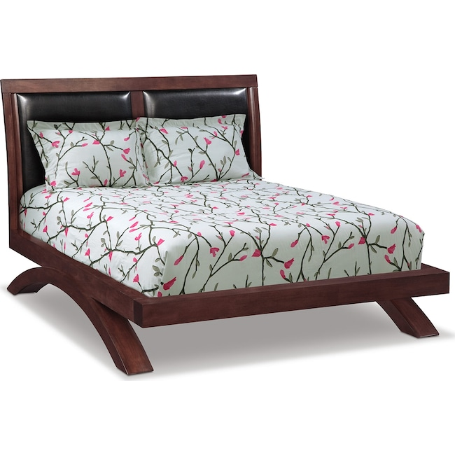 Accent and Occasional Furniture - Floret 3-Piece Queen Comforter Set - Soft Gray and Hot Pink