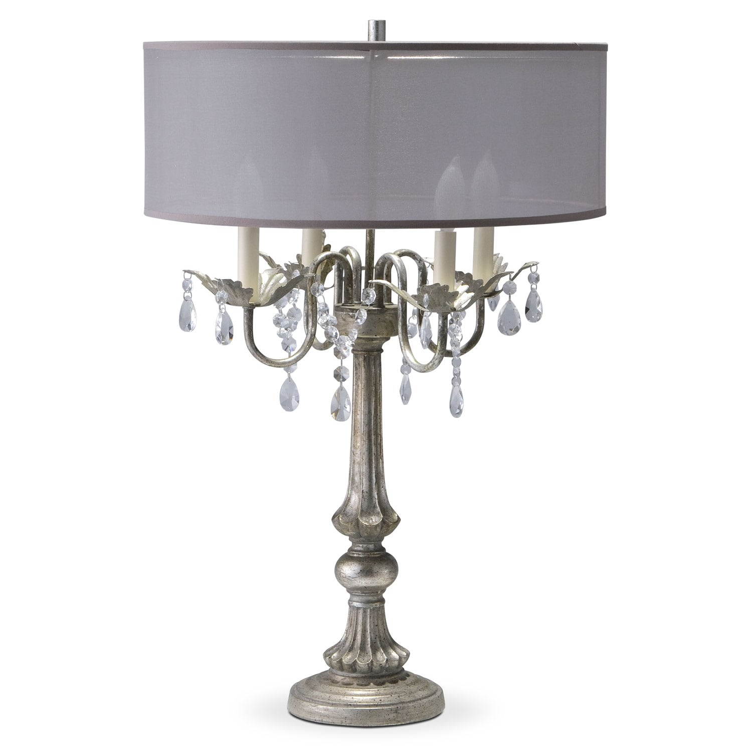 Charmant Chandelier Table Lamp