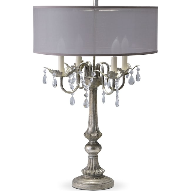 Chandelier Table Lamp American Signature Furniture