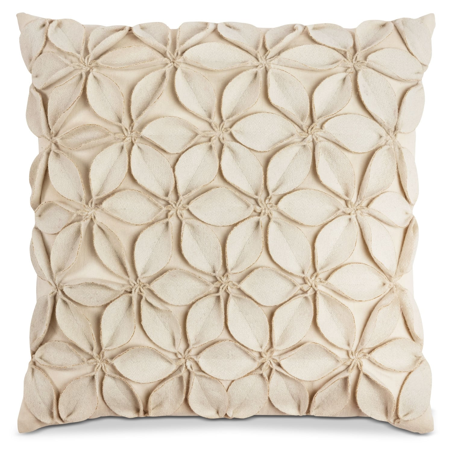Accent and Occasional Furniture - Dahlia Decorative Pillow