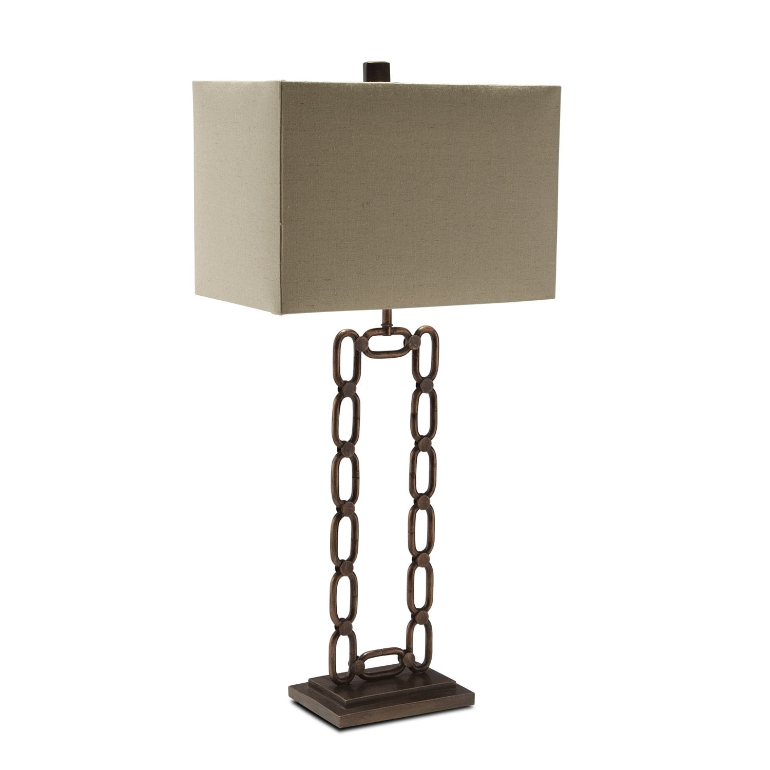 Home Accessories - Chain Table Lamp