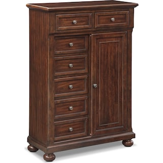 Hanover Door Chest - Cherry
