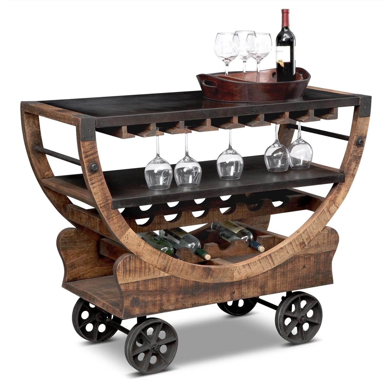 Farrell Bar Cart