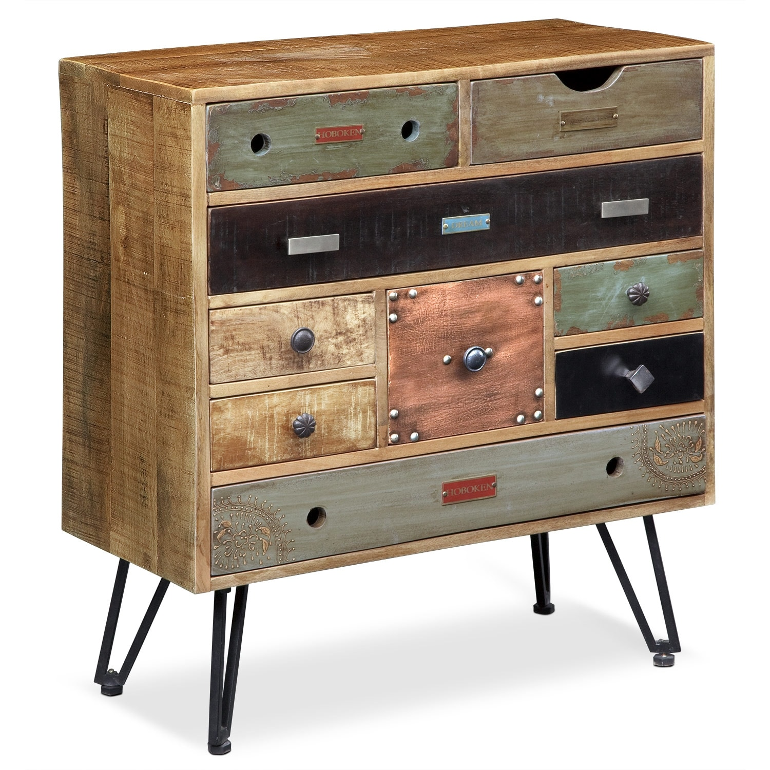 Accent and Occasional Furniture - Traveler Accent Cabinet