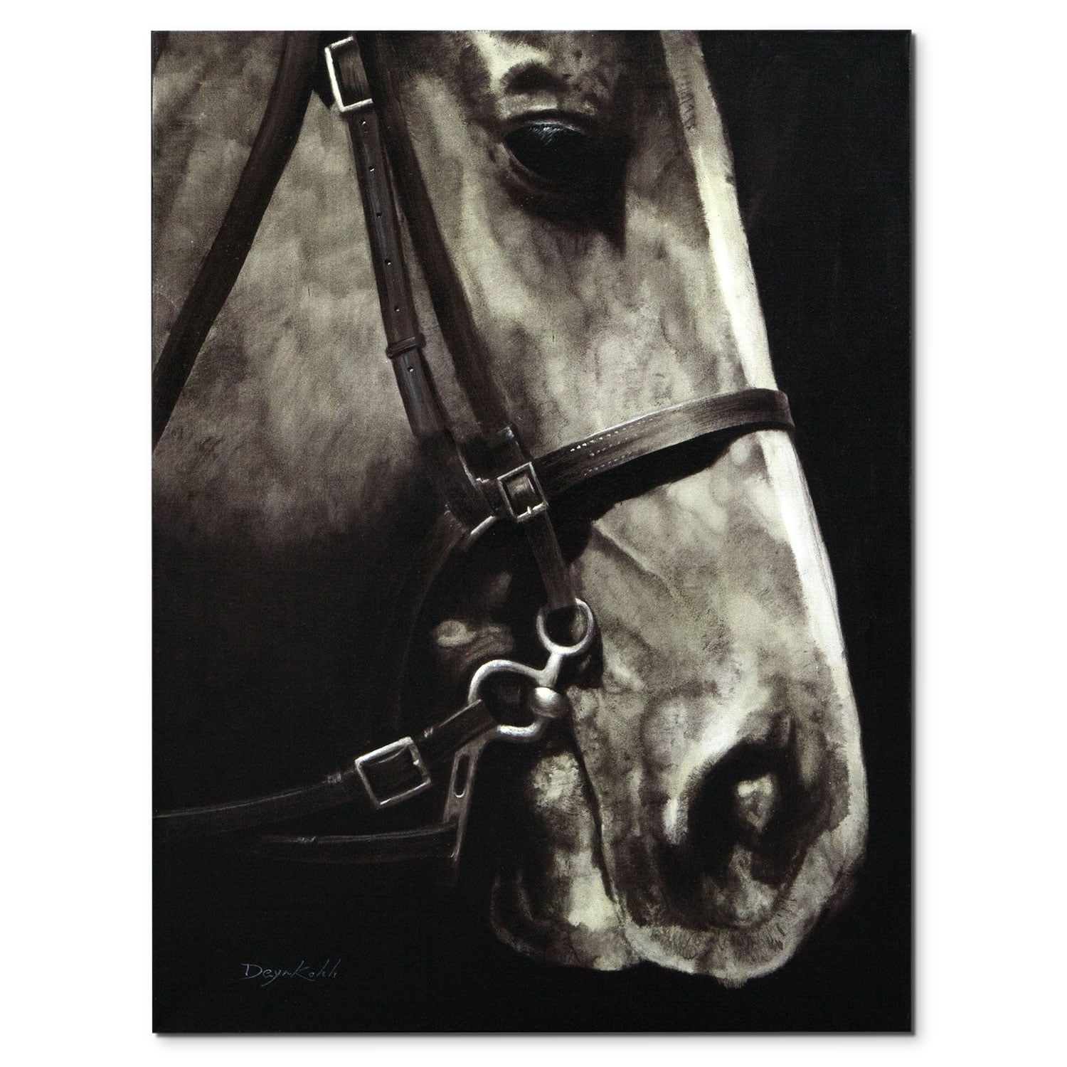 Home Accessories - Sir Edward Canvas Print