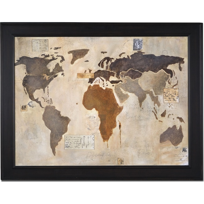 Home Accessories - New World Painting