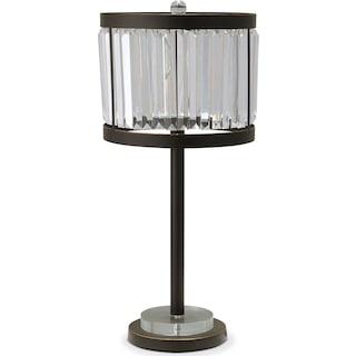 Chrystal Table Lamp