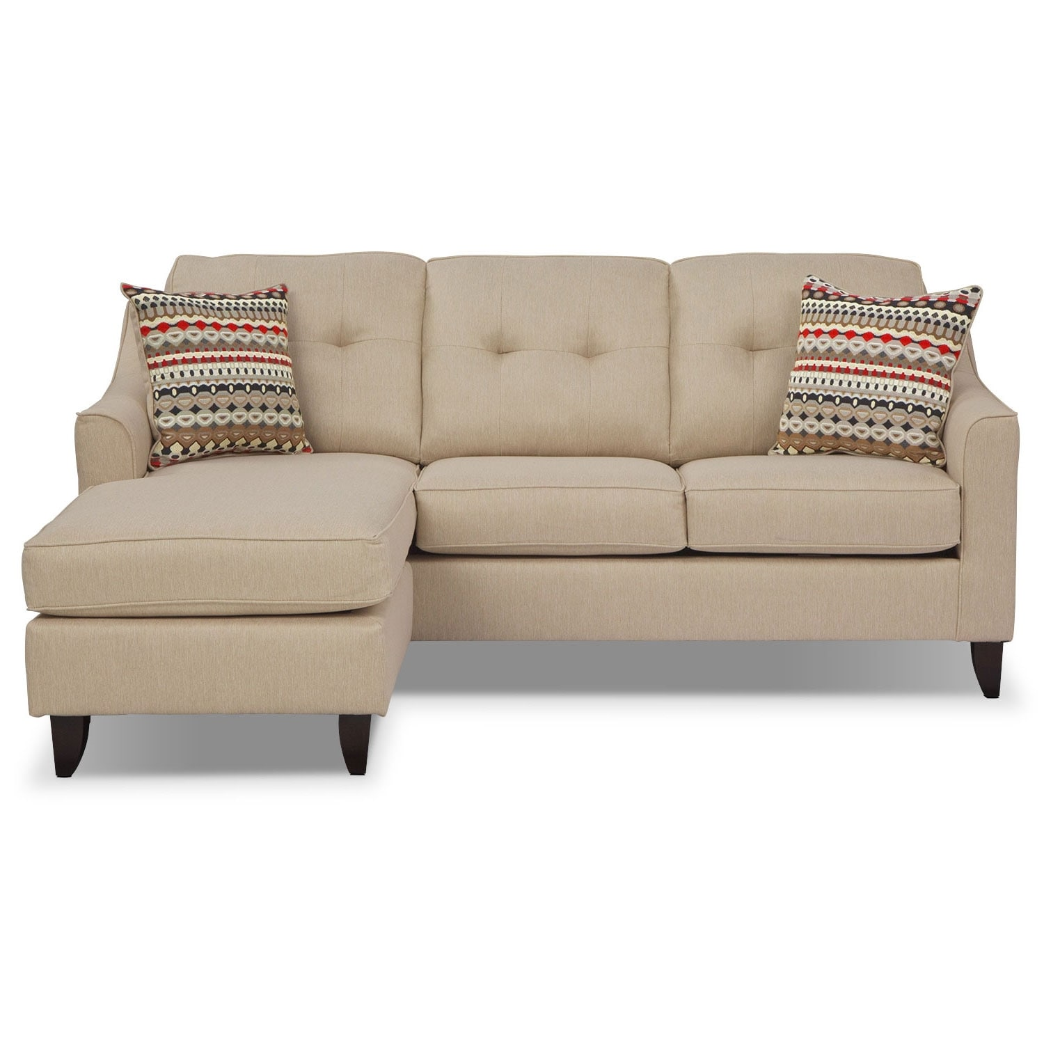 Cream chaise sofa cream leather chaise lounge reviravoltta for Berkline callisburgh sofa chaise