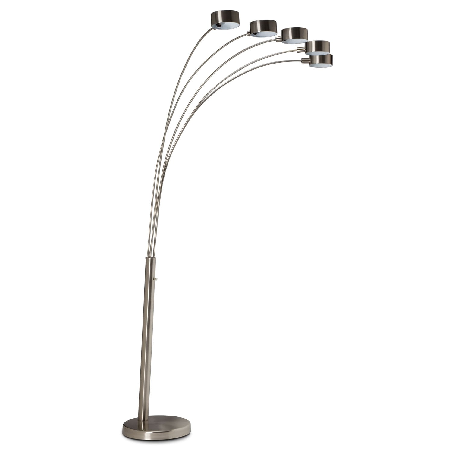 Micah Arch Floor Lamp