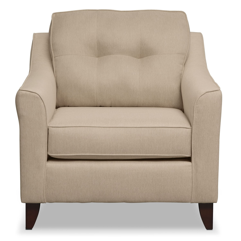 Marco Chair Cream American Signature Furniture