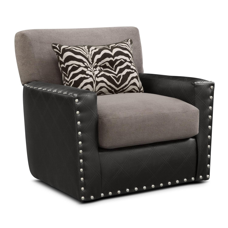Lola Swivel Chair