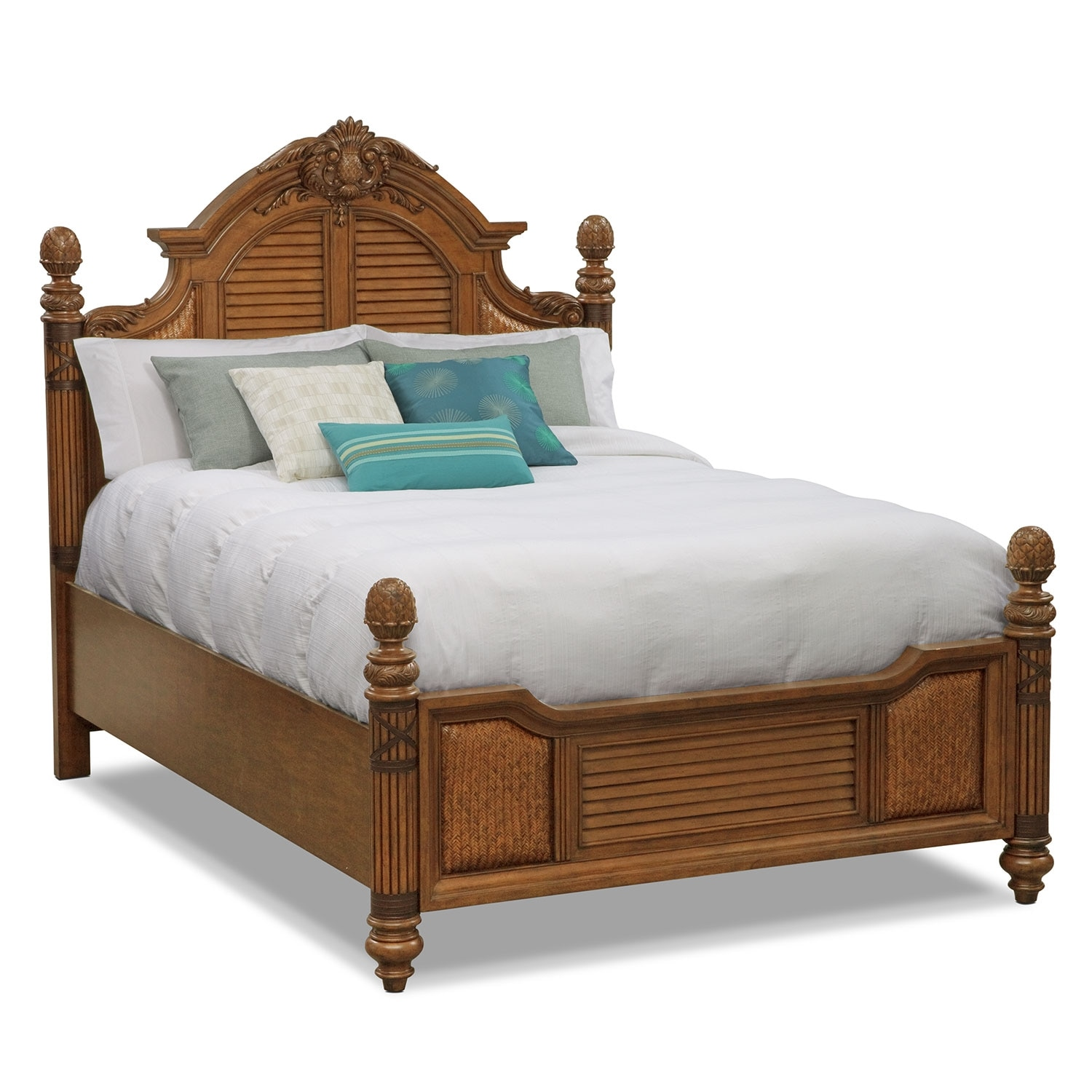 Bedroom Furniture - Key Largo King Bed