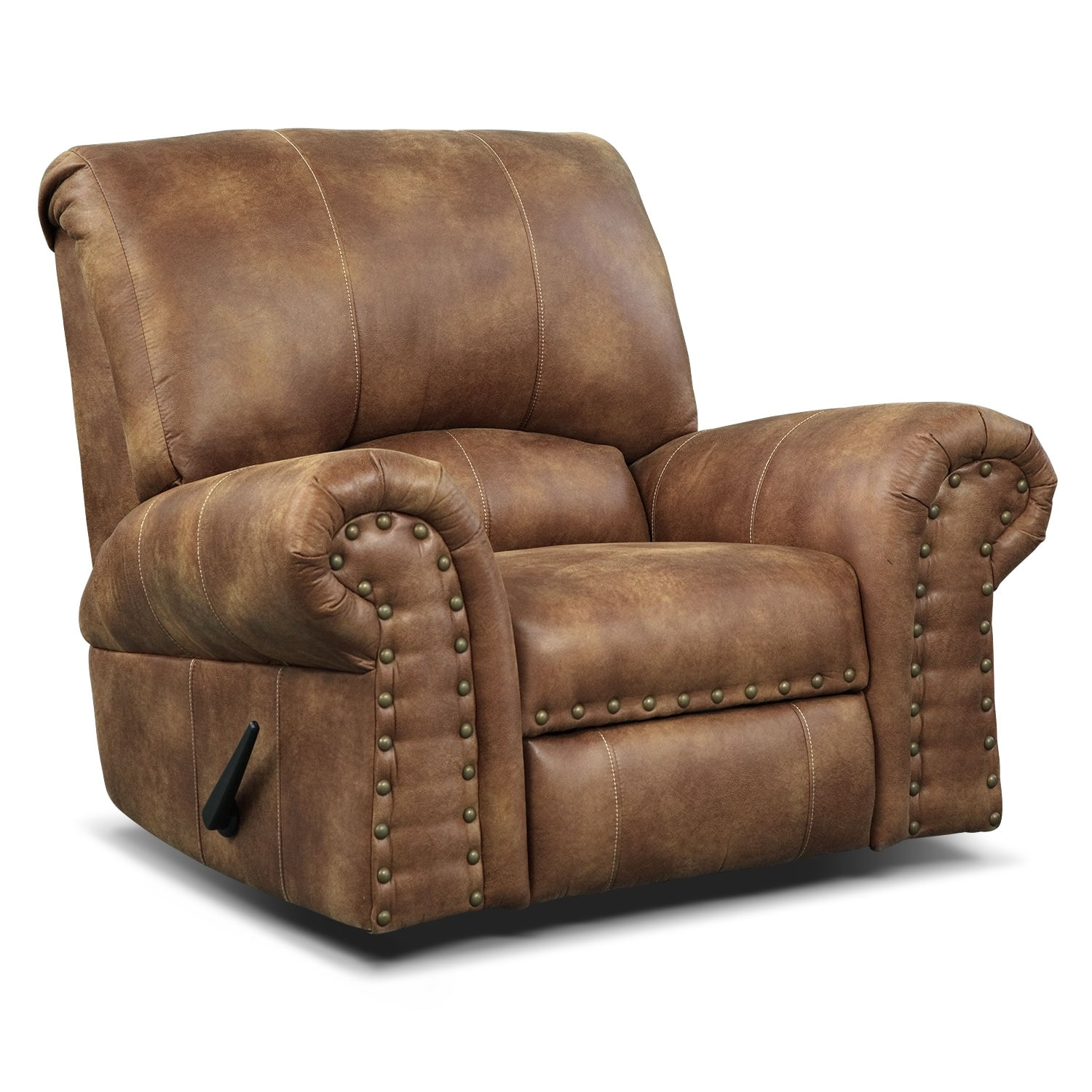 Burlington Recliner - Cognac