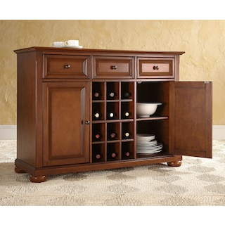 Lee Sideboard - Cherry