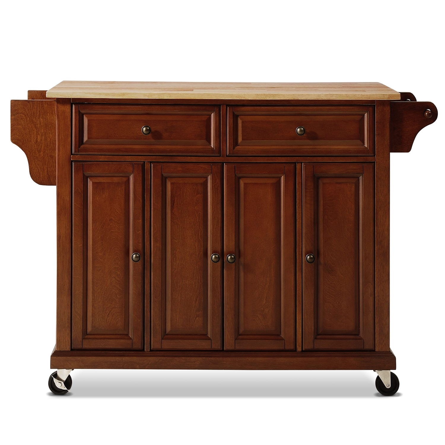 Accent and Occasional Furniture - Ravenna Kitchen Cart