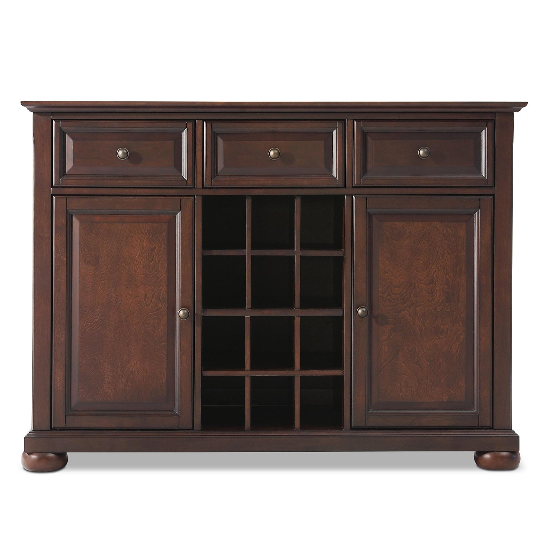Dining Room Furniture - Ari Sideboard - Mahogany