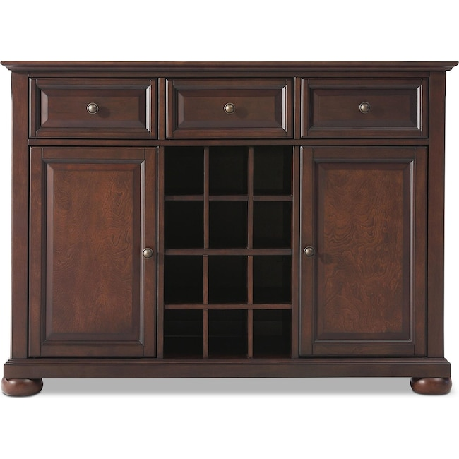 Accent and Occasional Furniture - Ari Sideboard - Mahogany