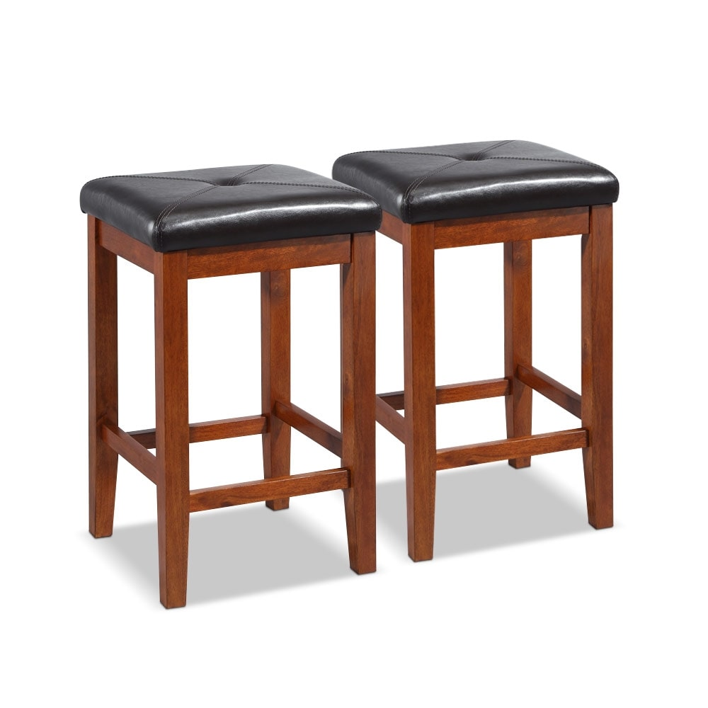 Dining Room Furniture - Eesa 2-Pack Barstools