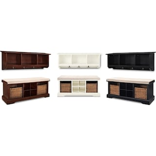 The Levi Entryway Collection