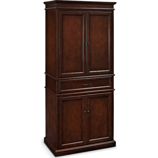 Accent and Occasional Furniture - Midway Pantry - Mahogany